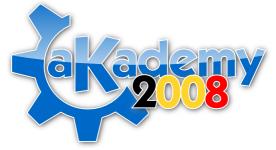 Akademy 2008 logo